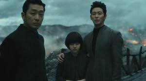 Along With The Gods Along With The Gods The Two Worlds South Korea 2017 Review