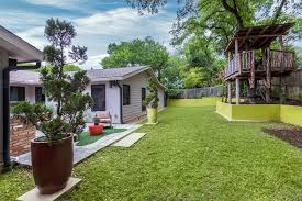 Building A Zip Line In Your Backyard by Midcentury Tarrytown Home With Fun Updates Asks 1 5m Curbed Austin