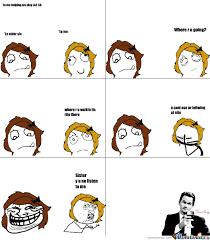 Sister Memes Funny - troll sister by kandykane12 meme center