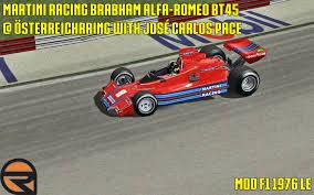 alfa romeo martini racing rfactor martini racing brabham alfa romeo bt45 österreichrring