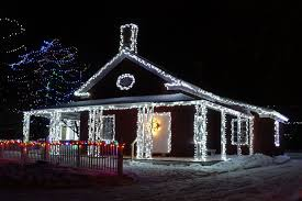 led christmas lights ideas to hide burned out led christmas lights photo of physician s
