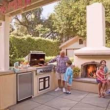 Outdoor Patio Kitchens by 157 Best Outdoor Kitchens Images On Pinterest Barbecue Grill