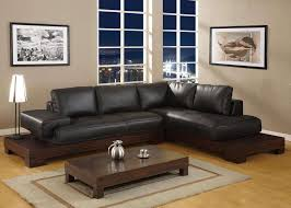 tufted leather sofa furniture chic long brown laminated tufted leather sofa living