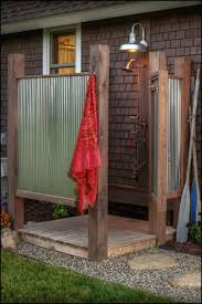 Simple Outdoor Showers - 43 best lanai images on pinterest curtains outdoor bathroom