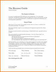 How To Make A Resume For Summer Job how to make my first resume resume for your job application