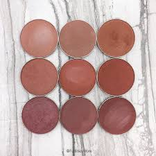 makeup geek medium brown transition shade eyeshadows pictures and