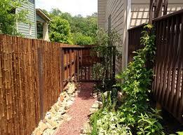 Garden Fence Ideas Design 34 Brilliant Ideas For An Attractive Bamboo Garden Fence