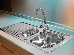 Kitchen Sink Design Clean Stainless Steel Kitchen Sink Amusing Home Office Design New