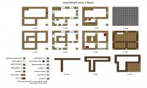 minecraft houses ideas step by step minecraft house blueprints free home deco plans