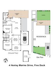 henley homes floor plans 4 henley marine drive five dock nsw 2046