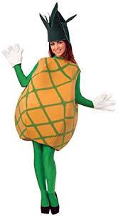 Amazon Halloween Costumes Amazon Forum Novelties Pineapple Costume Yellow Standard