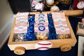 baseball baby shower ideas baseball baby shower ideas blue and colors popcorns peanuts