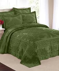 California King Quilts And Coverlets Heavy California King Chenille Bedspread Chezmoi Collection