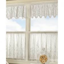 White Lace Window Valances Heritage Lace Curtains Heritage Lace Table Linens Altmeyer U0027s