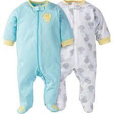 gerber baby pajamas kmart