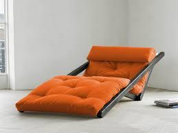 astounding ideas futon chair bed lounger living room