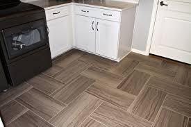 Wood Floor In Powder Room - largetile4 jpg
