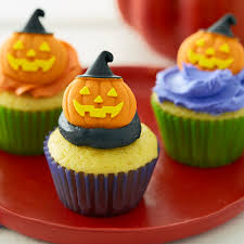 Halloween Mini Cakes by Wilton Wiltoncakes Twitter