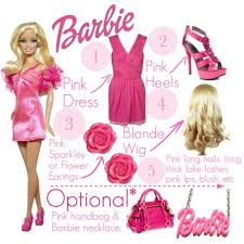 Barbie Costume Halloween Southern Blue Celebrations Diy Halloween Costumes