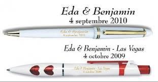 stylo personnalisã mariage maquette de nos stylos personnalisés pour chacun de nos mariage