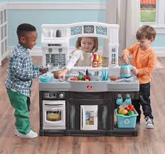 modern kitchen toy step2 modern cook kitchen playset