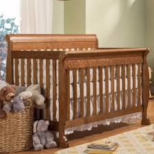 Toddler Rail For Convertible Crib Davinci Kalani 4 In 1 Convertible Crib In Chestnut Free Shipping