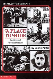 A Place Book Holocaust For Readers Book List Scholastic
