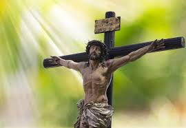 jesus on cross easter free stock photo domain pictures