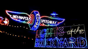 Lights At The Zoo by Lights At The Brickyard Indianapolis Motor Speedway Christmas