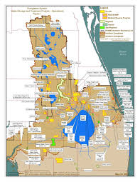 Florida District Map by Sfwmd Dispersed Water Management Program Audubon Florida News