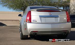 cadillac cts 20 inch wheels 20 inch staggered rohana rc10 silver wheels on 2008 cadillac cts