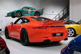 vaillant porsche lava orange 991 carrera gts with aero kit porsche pinterest