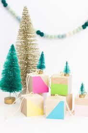 and loisdiy modern wood block ornaments and lois