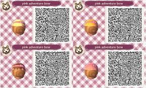 animal crossing new leaf qr codes hair hairstyles animal crossing new leaf tuny for