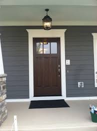 house design images in front of exterior with sidelights and