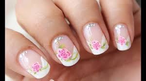 french polish nail designs image collections nail art designs