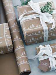 unique wrapping paper midwinter forest wrapping paper by cox cox this wrapping
