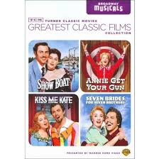 tcm greatest classic collection broadway musicals 2 discs
