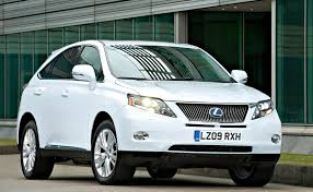 white lexus 2010 lexus rx estate 2009 2015 features equipment and accessories