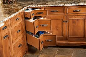 rustic log home rustic kitchen cleveland by mullet cabinet