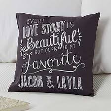 pillows with quotes love quotes 14 personalized throw pillow valentine s day gifts