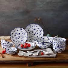vaisselle petit dejeuner achetez en gros blanc porcelaine de vaisselle en ligne à des