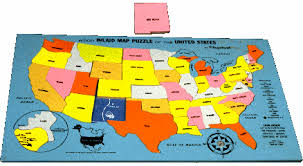 us map puzzle wood usa states capitals wooden map puzzle free shipping us geography