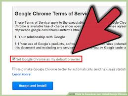 download the full version of google chrome how to download and install google chrome 10 steps