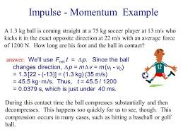 conservation of momentum with exles