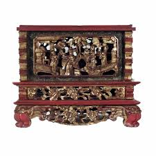 1900 u0027s chinese style altar box chinoiserie boxes u0026 containers