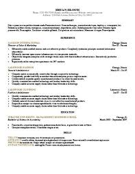 Ndt Resume Sample by Underwriting Manager Cover Letter