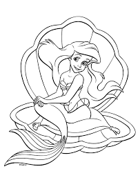 online for kid princess mermaid coloring pages 48 with additional