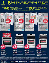 best washer deals black friday sears black friday 2015 ad 64 pages of deals on hdtvs appliances