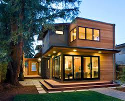 Small Contemporary House Photos Contemporary And Comfortable Modern Home Is Inviting And Very